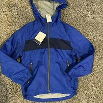 Gap Kids Size Small S (6-7) Lightweight Jacket/ Rain Coat New Nwt Photo