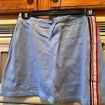 Gap Kids Stretch Skirt Over Shorts Blue Xl (12) Photo