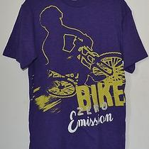 Gap Kids T-Shirt Bike Theme Size Xxl - 14-16 26 Inches Long 100% Cotton Photo