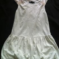 Gap Kids Toddler Bubble Dress Size 4 - 5 (Xs) in Good Used Condition Photo
