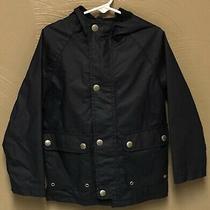 Gap Kids Unisex Black Jacket Xs Size 4-5 Photo