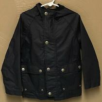 Gap Kids Unisex Black Jacket Xs Size 4-5 Photo