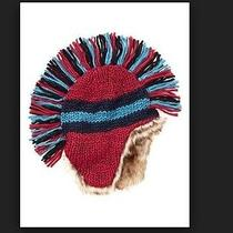 Gap Knit Mohawk Winter Hat S/m Nwt Free Shipping Photo
