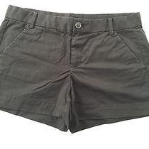 Gap Ladies Black Shorts Size 10 Photo
