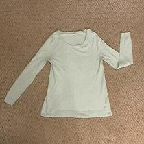 Gap Ladies Sweater Size M Excelllent Condition Light Mint Green Color Photo