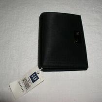 Gap Ladies Womens Wallet Coin Purse Black Nwt Photo