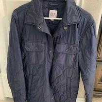 Gap Lightweight Puffer Jacket Men's Us Size Medium Photo