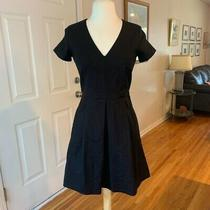 Gap Little Black Dress Women's Fit & Flare Sz 0p Photo