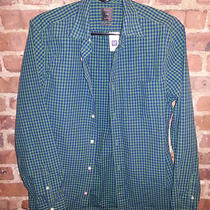 Gap Lived-in Washed Checkered Shirt Photo