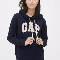Gap Logo Navy Hoodie Size Xl (Rrp 35) Photo