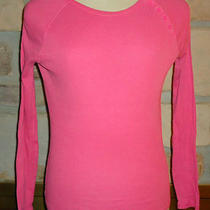 Gap Long Sleeve Ribbed Shirt Sz M Photo