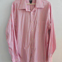Gap Long Sleeve Striped Shirt X-Large Red White and Blue Photo