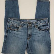 Gap Low Rise Legging Skimmer Stretch Denim Blue Jeans Size 6/28r Medium Wash Photo