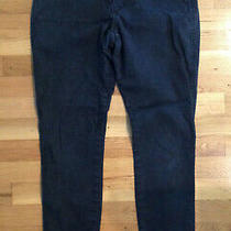 Gap Maternity Black Jeans Size 8/29 Easy Leggings Photo