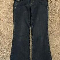 Gap Maternity Full Panel 1969 Sexy Boot Jeans - Size 29 / 8a Photo