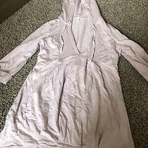 Gap Maternity Hooded Pull Over Top Size M Photo