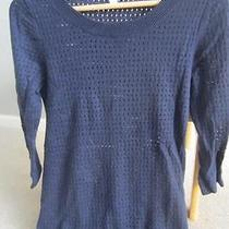 Gap Maternity Pullover Knit Sweater  Medium Free Shipping Photo