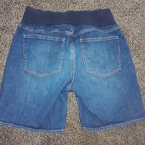 Gap Maternity Shorts Women's Size 31 Photo