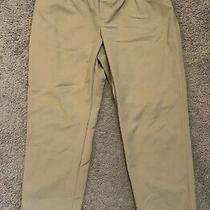 Gap Maternity Skinny Crop Pants Size 14 Photo