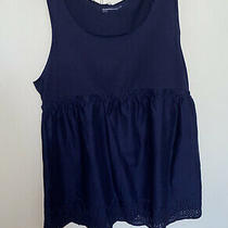 Gap Maternity Sleevless Top Size Large  Photo