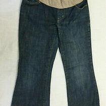 Gap Maternity Stretch Womens Jeans Pants Size 6 Photo