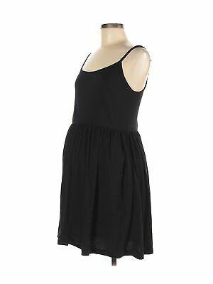 Gap - Maternity Women Black Casual Dress M Maternity Photo