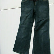 Gap Maternity Women Size 2 Reg Blue Jeans Inseam 26 Photo