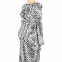 Gap - Maternity Women White Casual Dress Xs Maternity Photo