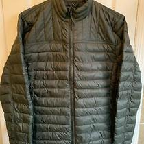 Gap Men's Army Green Cold Control Lightweight Puffer Jacket Size S Nwt Photo
