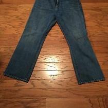 Gap Mens Distressed Jeans Standard  Fit  35 X 30. Photo