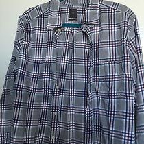 Gap Men's Flannel Button Down Size Large  Photo