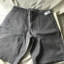 Gap Mens Gray Shorts 30 With 10 Inseam Photo