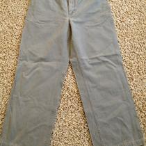 Gap Mens Ribbed Cotton Pants - Gray - 36x32 Photo