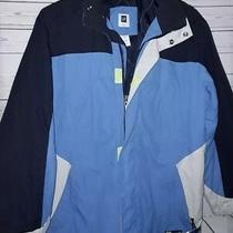 Gap Mens Ski Jacket Blue Size Xxl  Photo