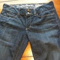 Gap Mid-Rise Boot Cut Denim Pants Jeans Size 4r 27r 4  33