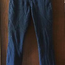 Gap Mid Rise True Skinny Jeans in 360 Stretch 29r Dark Indigo Retail 79.95 Photo