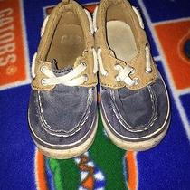 Gap Moccasins Infant Size 7 Photo