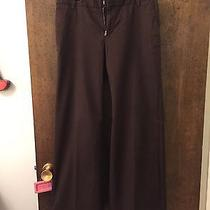 Gap Modern Fit Flare Brown Size 4a 29 Inch Inseam Photo