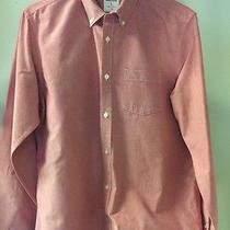 Gap Modern Oxford Size Large Red Photo