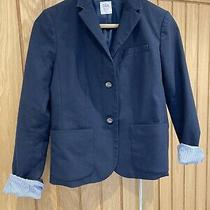 Gap Navy Blazer  Size 8 Photo