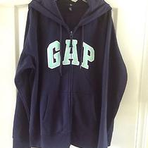 Gap Navy Sweatshirt Nwt 2xl. Ladies Photo