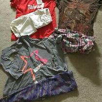Gap/old Navy/body Glove Girl 10pcs Clothes Lot Size10-12 Photo