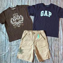 Gap Old Navy Lot Boys Xs 5 5t Shirts Shorts Lot Photo
