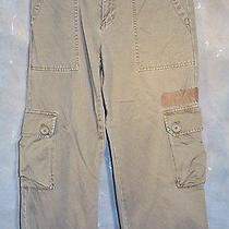 Gap - Olive Capri Pants - Size 1 Photo
