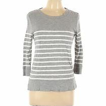Gap Outlet Women Gray Pullover Sweater S Photo