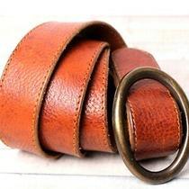 Gap Pebbled Brown Genuine Leather 1.5