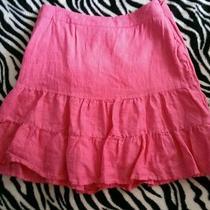 Gap Pink Skirt Size 1 Photo