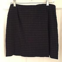 Gap Plaid Skirt 4  Photo