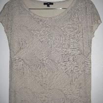 Gap Print Cap Sleeve Top Photo
