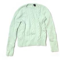 Gap Pullover Sweater Sm Solid Photo